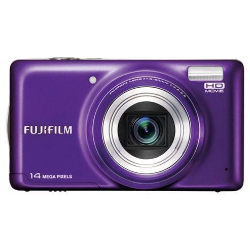 Fujifilm FinePix T350 Digital Camera 3 LCD, Purple