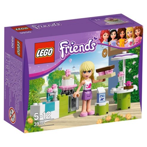 LEGO Friends Stephanie's Outdoor Bakery 3930