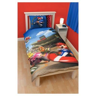 Nintendo Mario Duvet Cover Set