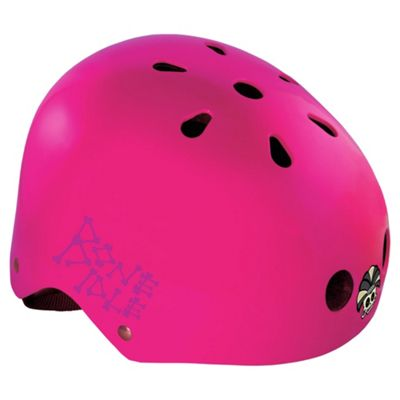 Bone Idle BMX Helmet - Pink