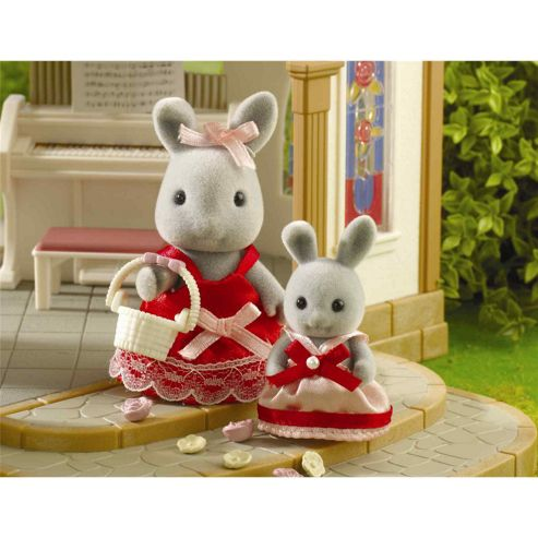 Sylvanian Families Bridesmaid Set