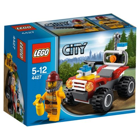 Lego 4427  City Fire Department Buggy