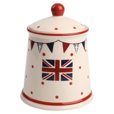 T&G Woodware Street Party Cannister