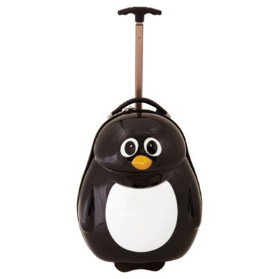 The Cuties and Pals Kids' Suitcase, Peko Penguin
