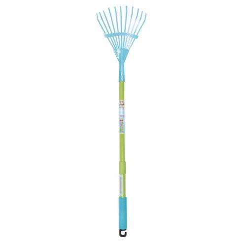 Yeomini Character Telescopic Lawn Rake
