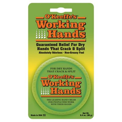 O'Keeffes Working Hands
