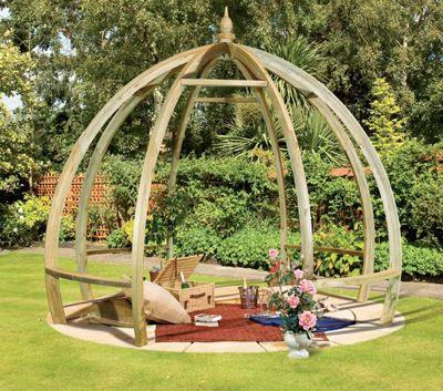 Sandford Wooden Pergola