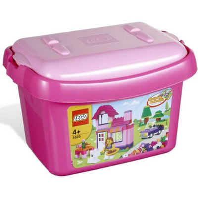 LEGO Pink Brick Box 4625