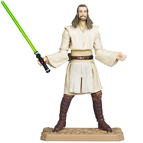 Star Wars Movie Heroes Figures