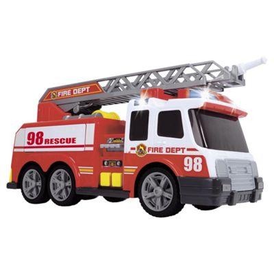 Fuel Line Rescue Fire Engine