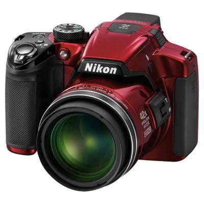 Nikon P510 Digital Camera 3