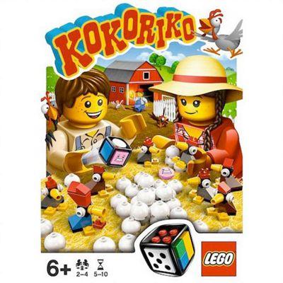 LEGO Games Kokoriko 3863