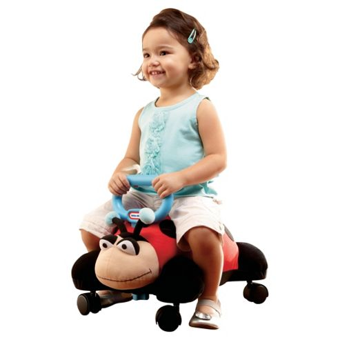 Little Tikes Pillow Racers Ride-On - Ladybird