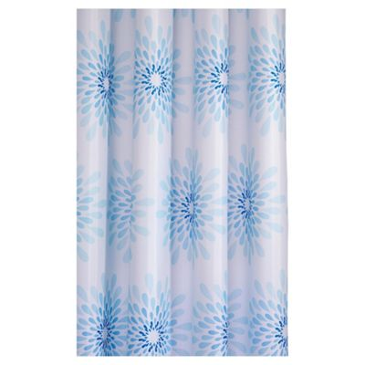 Croydex Splash Textile Shower Curtain