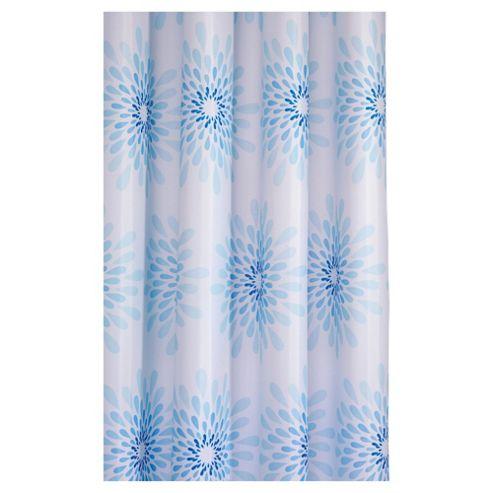 Croydex Splash Textile Shower Curtain