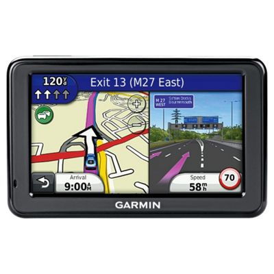 Garmin nuvi 2515LT with UK and Ireland mapping