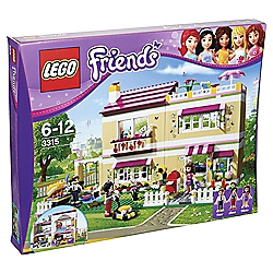 Buy LEGO Friends Olivias House Playset from our 7 Year Olds range