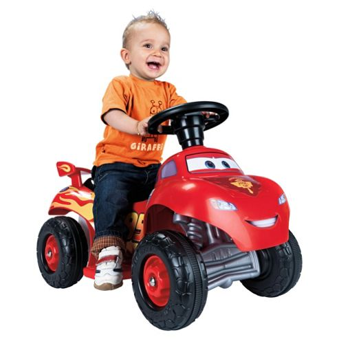 Famosa Quad Lightning McQueen 2 Ride-On