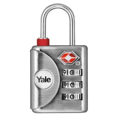 Yale TSA Combination Padlock