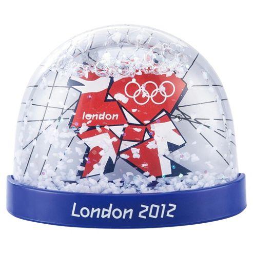 Olympics Snowstorm