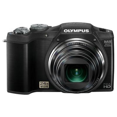 Olympus SZ-31 Digital Camera (Black)