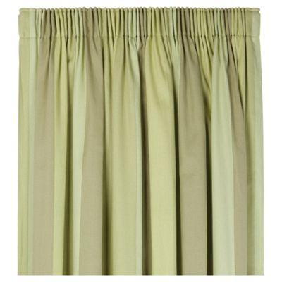 Tesco Hampton Stripe Pencil Pleat Curtains W168xL137cm (66x54