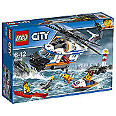 LEGO City Coast Guard Heavy-Duty Rescue Helicopter 60166 Best Price, Cheapest Prices