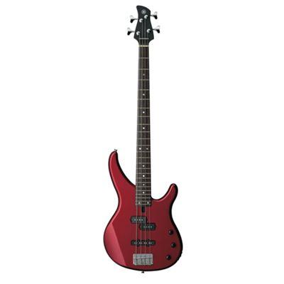 Yamaha TRBX174 Electric Bass Guitar - Red Metallic