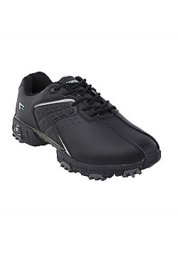 Forgan Leather Iii Golf Leather Shoes - Black