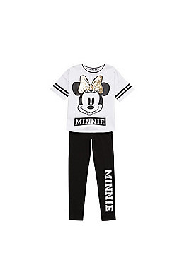 Disney Minnie Mouse Sequin Pyjamas - Multi
