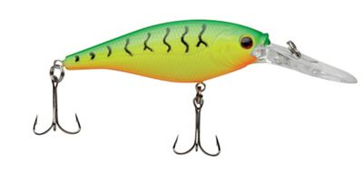 Berkley Frenzy Firestick Crankbait Flicker Shads - Fire Tiger Twin Pack