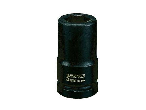 Teng Tools Deep Impact Socket Hexagon 6 Point 3/4in Drive 24mm
