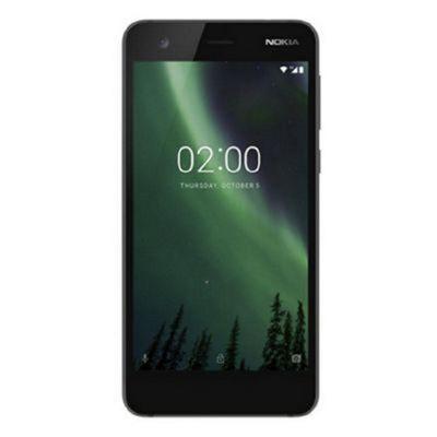 Tesco Mobile Nokia 2 (Dynamo) Pewter Black