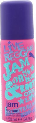 Puma Jam Woman Deodorant Spray 50ml