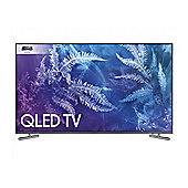 "Samsung-QE55Q6FAM 55"" Flat QLED-Lite 4K Smart Ultra HD LED TV with Freeview HD and Smart View"