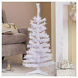 3ft Christmas Tree White