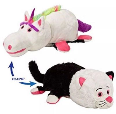 Flip Cuddle Pet - Unicorn/Cat
