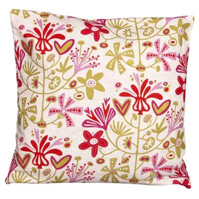 Alma Cushion Cover Red