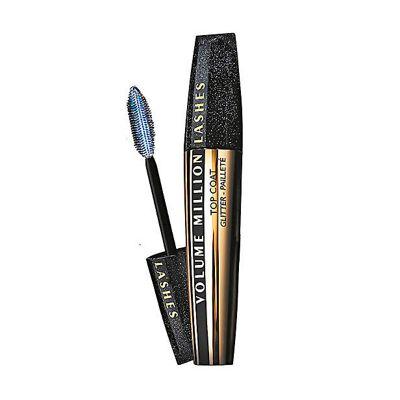 LOreal Volume Million Lashes Top Coat Glitter Gel Mascara 9ml