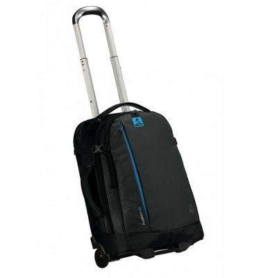 Vango Runway 40 Litre Travel Bag - Carbide Grey
