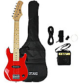 3rd Avenue Junior Electric Guitar Pack - with 6 Months Free Online Music Lessons