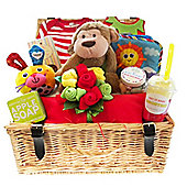 Hello Sweetie Bright Baby Hamper