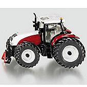 Siku Steyr Cvt 6230 3283 1:32 Model Farm Toy Tractor