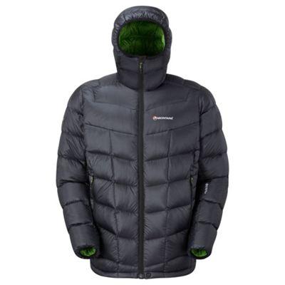 Montane Mens North Star Lite Jacket Black 2XL