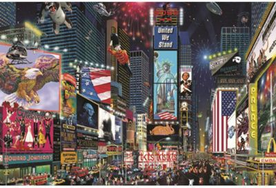 Times Square - New York - 1500pc Puzzle