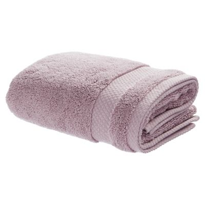 TESCO TURKISH COTTON HAND TOWEL WISTERIA