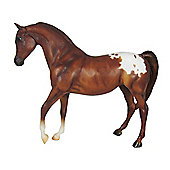 Hornby - Classics Collection - Chestnut Appaloosa 1/12 Scale - Breyer