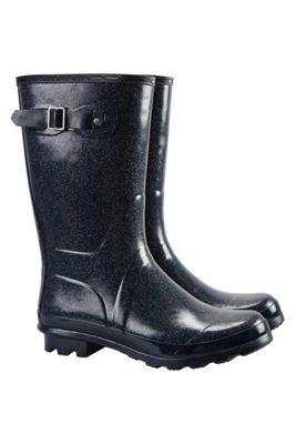 Mountain Warehouse Sparkle Womens Wellies ( Size: Adult 05 )