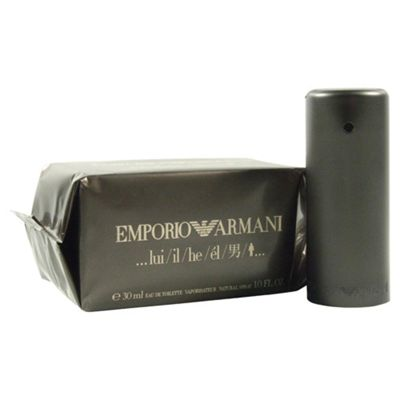 Emporio Armani He Eau de Toilette 30ml Spray