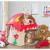Bazoongi Special Edition Mushroom Play Tent by JumpKing
